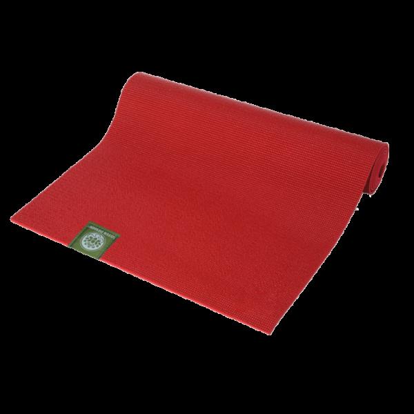 Yogamatte - Basic 4 mm - bordeaux