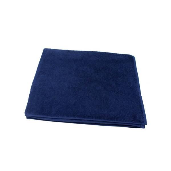 Liegetuch   Saunatuch - schwere Qualität - marineblau
