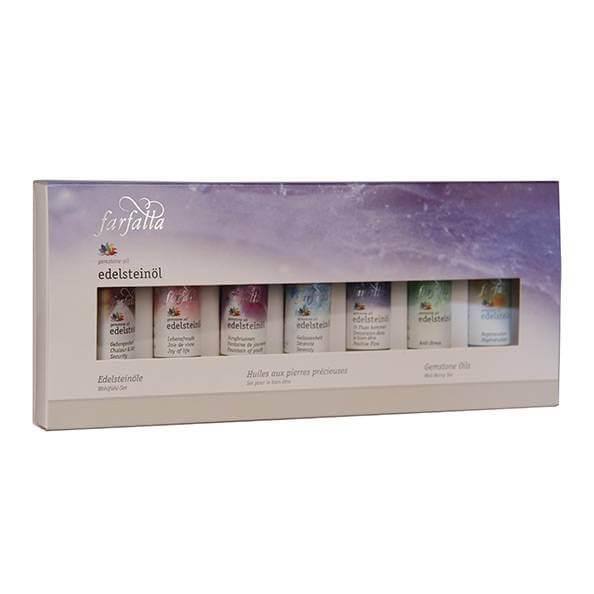 Farfalla Essentials - Edelstein-Balance-Öle: Geschenkset