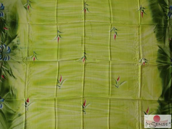 Lunghi | Sarong - Fleur grün