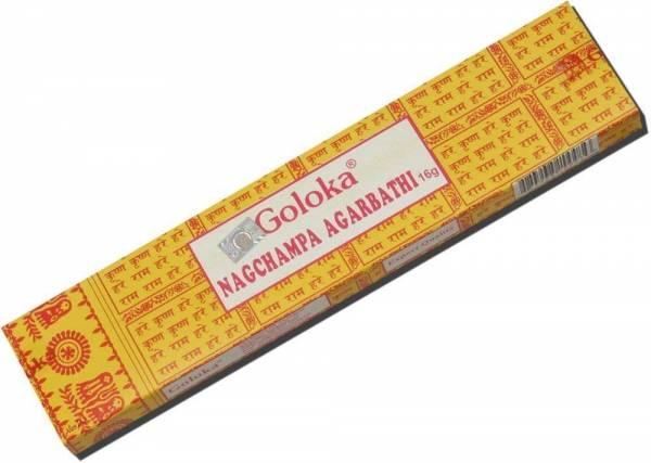 Räucherstäbchen - Goloka Nag Champa Agarbathi