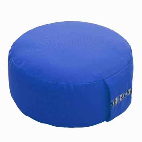 Meditationskissen - Basic 12 - marineblau
