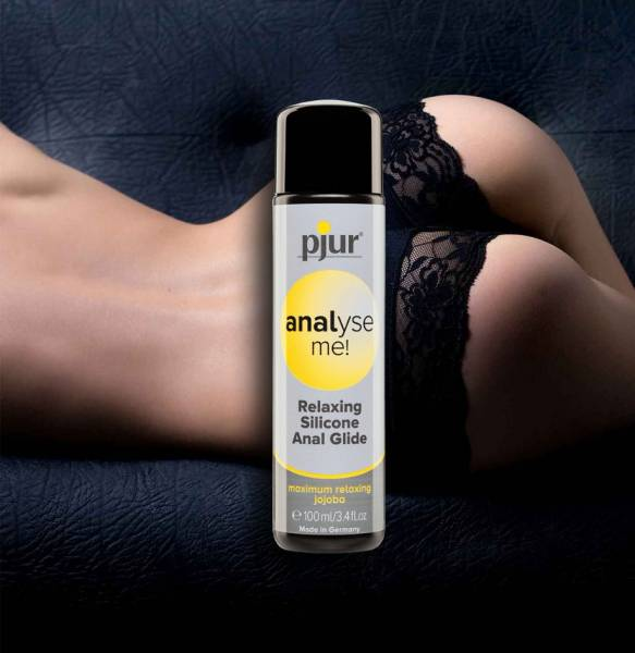 pjur® analyse me! - RELAXING silicone anal glide