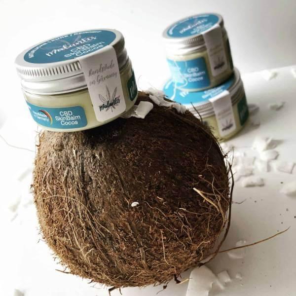 Malantis CBD SkinBalm Cocos 50 ml