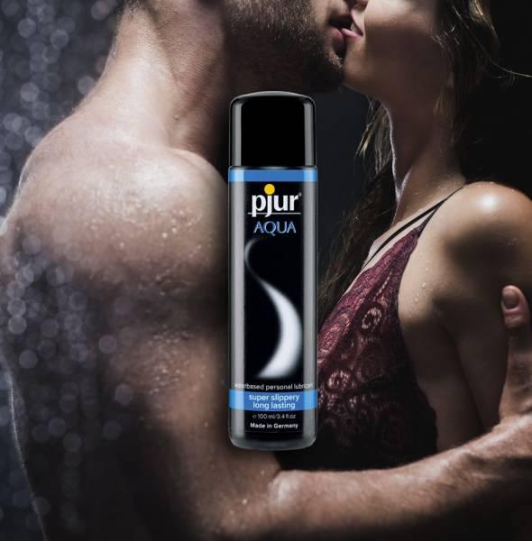 pjur® AQUA - Gleitgel 100 ml
