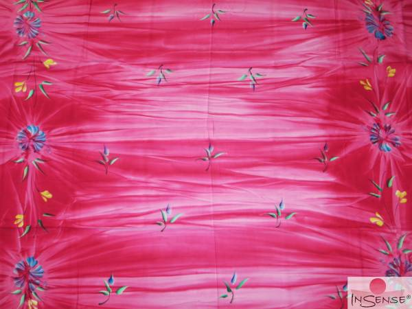 Lunghi | Sarong - Fleur pink