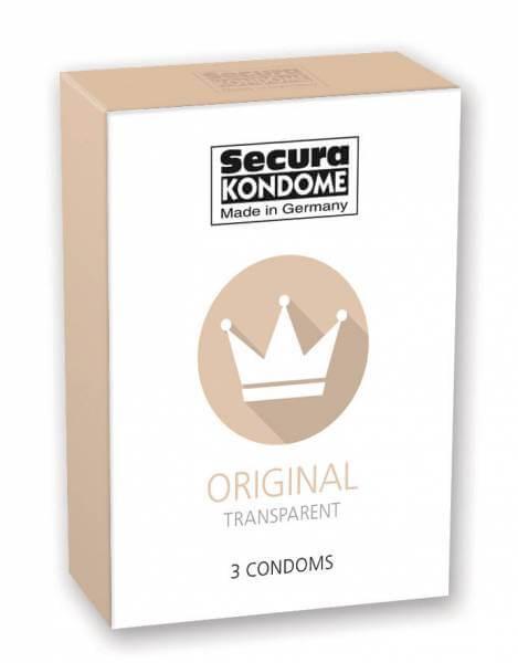 Secura Original 3 St. Kondome