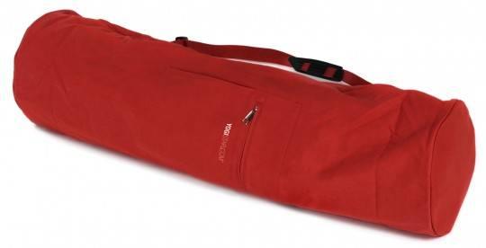Yogatasche groß - 80 cm - rot