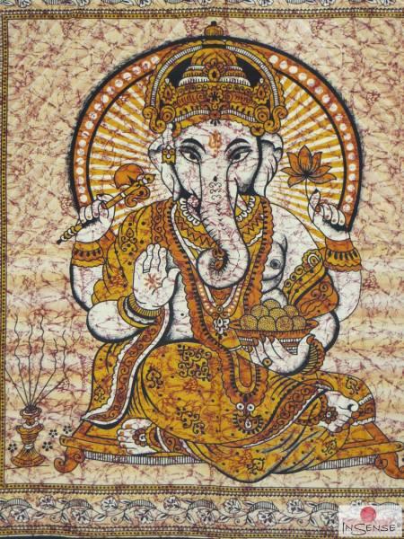 Ritualdecke - Ganesha II - Doppelt