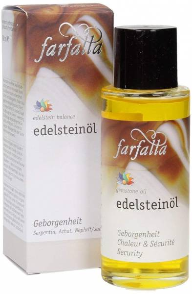 Farfalla Essentials - Edelstein-Balance-Öl: Geborgenheit