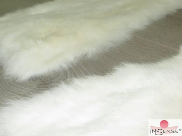 Kaninchenfell - creme (M)