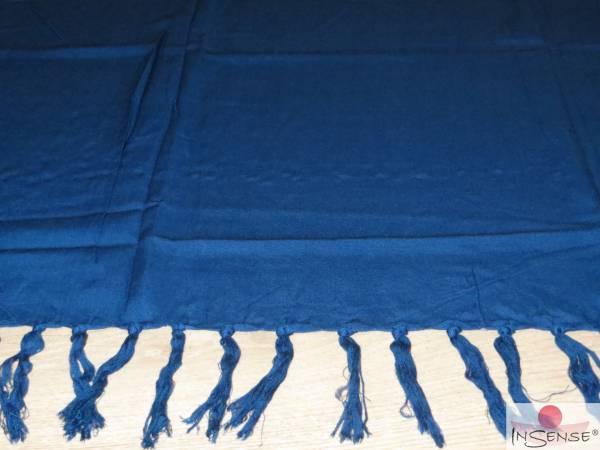 Premium Lunghi | Sarong - dunkelblau