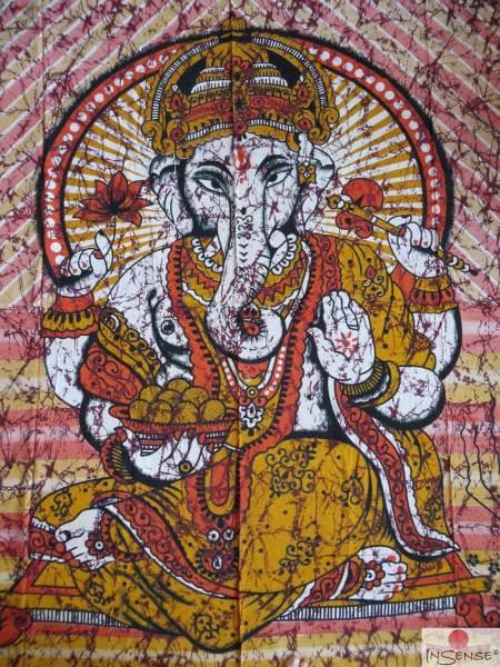 Ritualdecke - Ganesha III - Doppelt