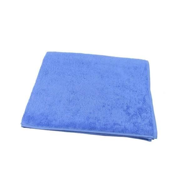 Liegetuch | Saunatuch - schwere Qualität - blau