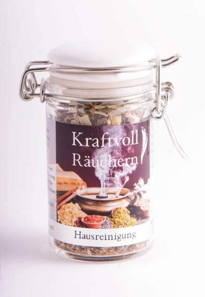 """Hausreinigung"" - Kraftvoll Räuchern"
