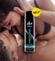 pjur® AQUA Panthenol - Gleitgel 100 ml