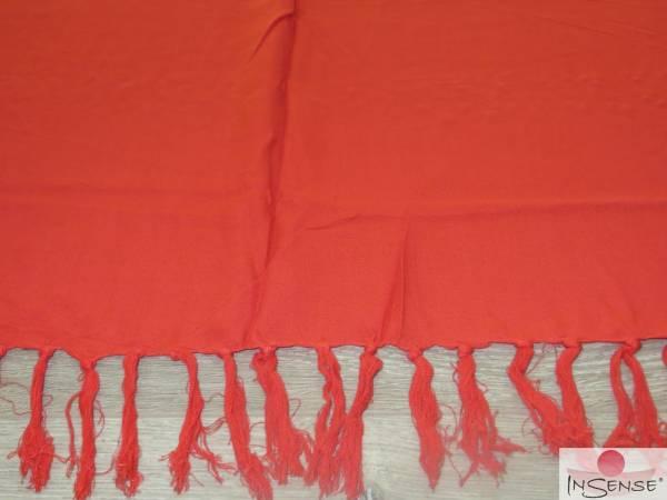 Premium Lunghi | Sarong - rotorange