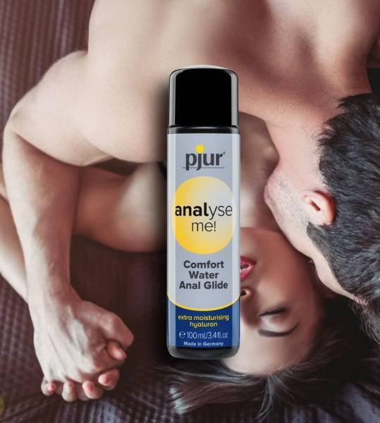 pjur® analyse me! - COMFORT water anal glide