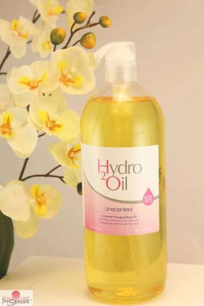 """Wasserlösliches Massageöl """"Hydro2 Neutral"""""""
