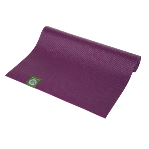 Yogamatte - Basic 4 mm - lila