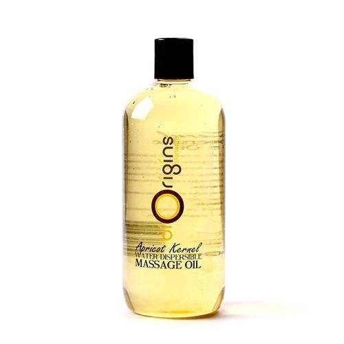 """Wasserlösliches Massageöl """"biOrigins"""" Aprikosenkern 125ml"""