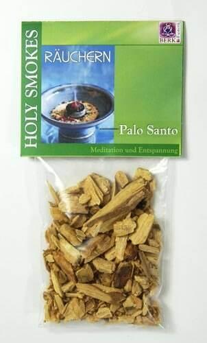 Reine Kräuter zum Räuchern - Palo Santo
