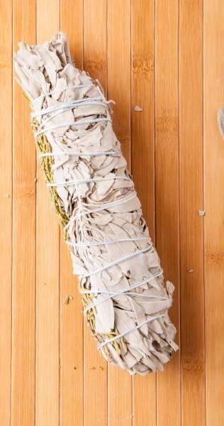 Kräuterbündel - Smudge Stick Weißer Salbei & Wacholder
