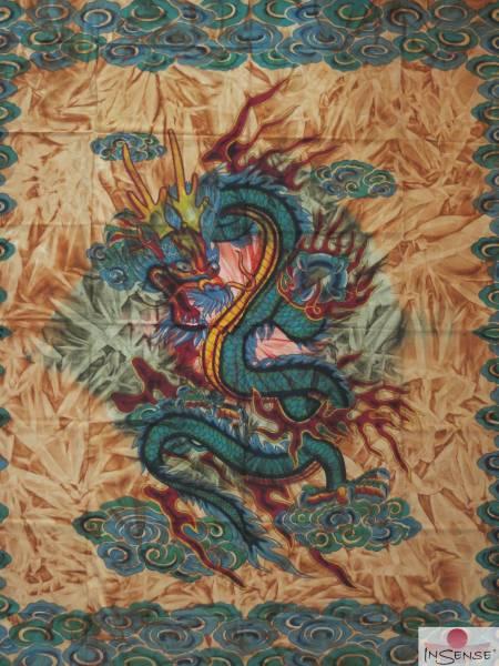 Ritualdecke - Fire Dragon - Doppelt