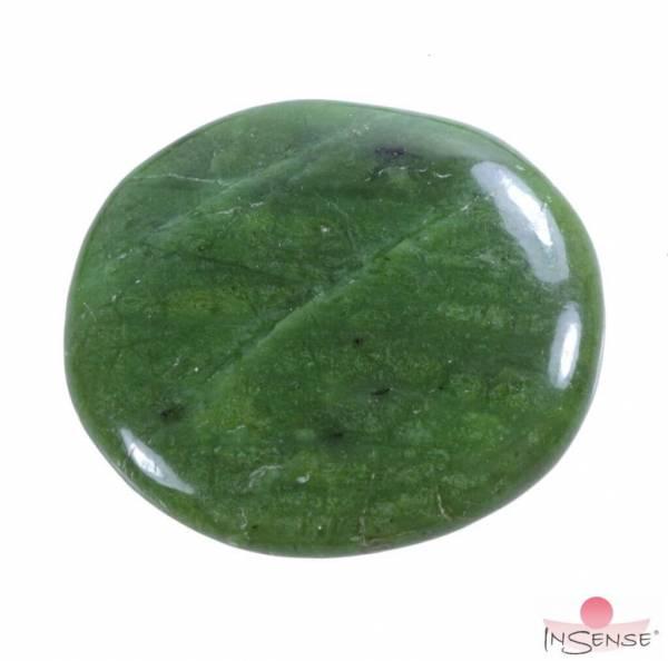Massagestein | Chakra-Stein - Jade (Nephrit)