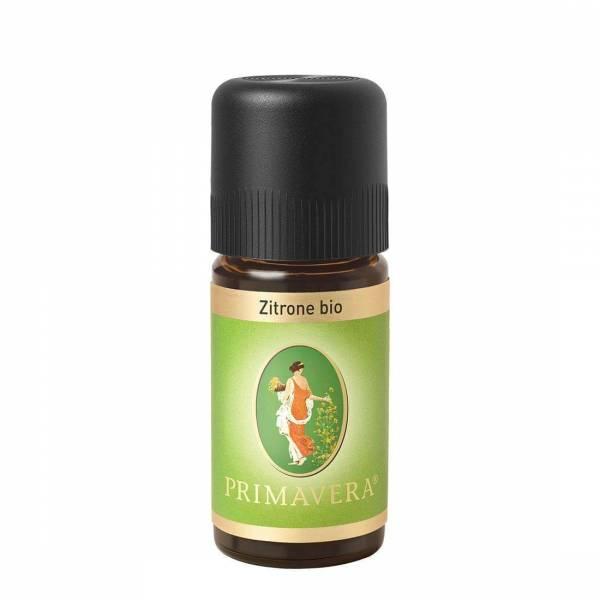 Primavera Ätherisches Öl - Zitrone bio DEM