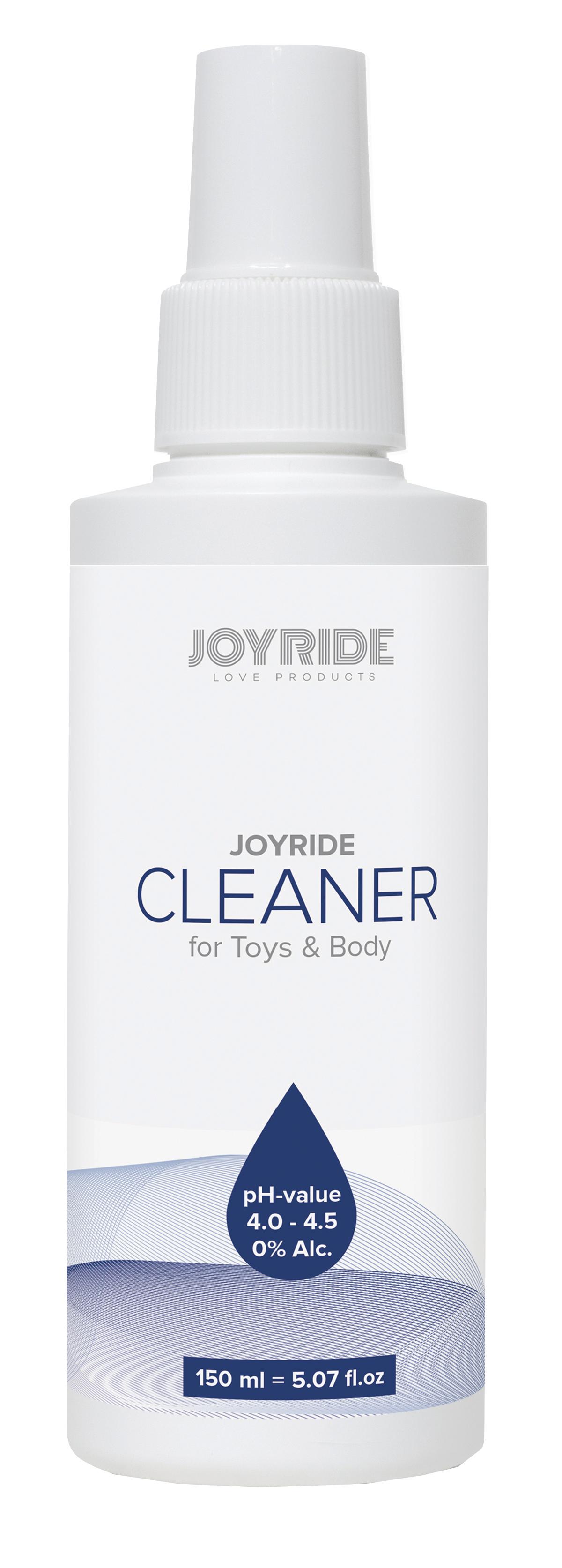 Cleaner | Reinigung für Yoni-Eier, Lovetoys und Intimbereich