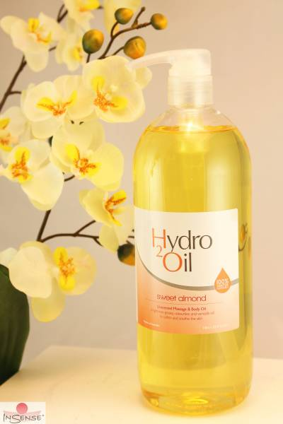 """Wasserlösliches Massageöl """"Hydro2 Süße Mandel"""" 1 Liter"""