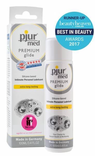 pjur® med PREMIUM Glide - Gleitgel 100 ml