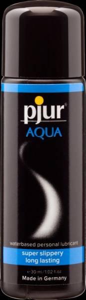 pjur® AQUA - Gleitgel 30 ml