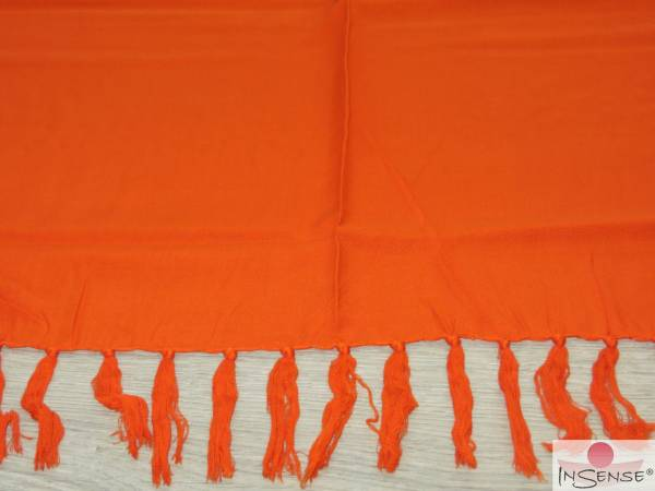 Premium Lunghi | Sarong - orange