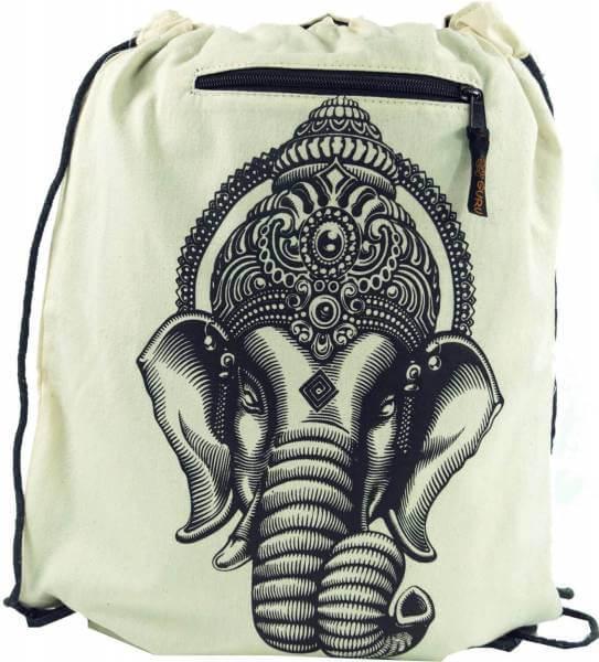 Rucksack - Beutel Ganesha