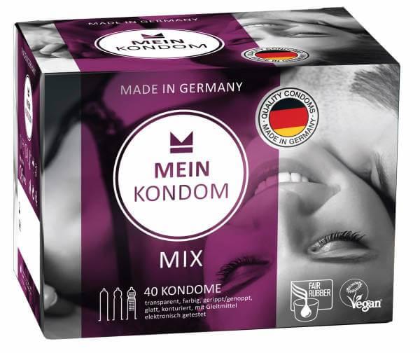 MEIN KONDOM Mix 40 St.