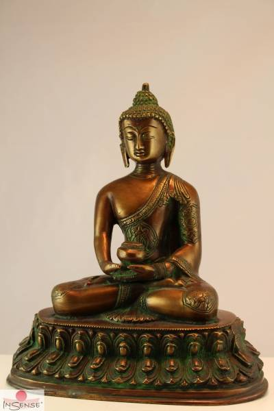 Buddha Amitabha - Messing