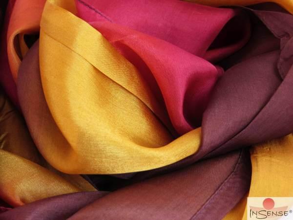 Seidenschal - Lakshmi Spirit of Elegance
