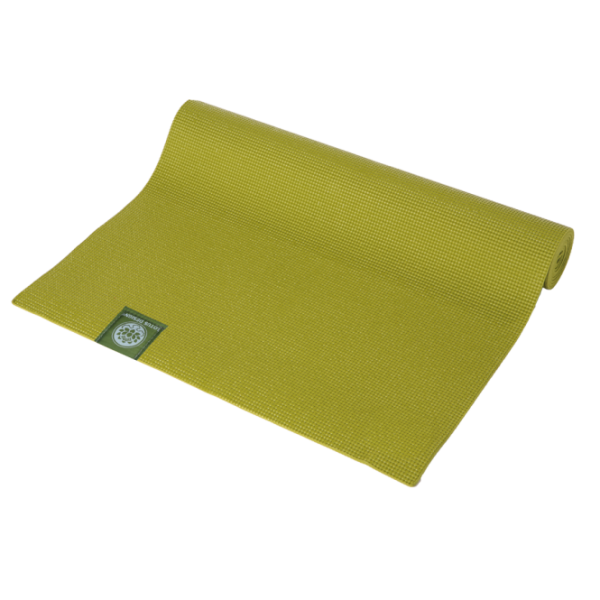 Yogamatte - Basic 4 mm - olivgrün