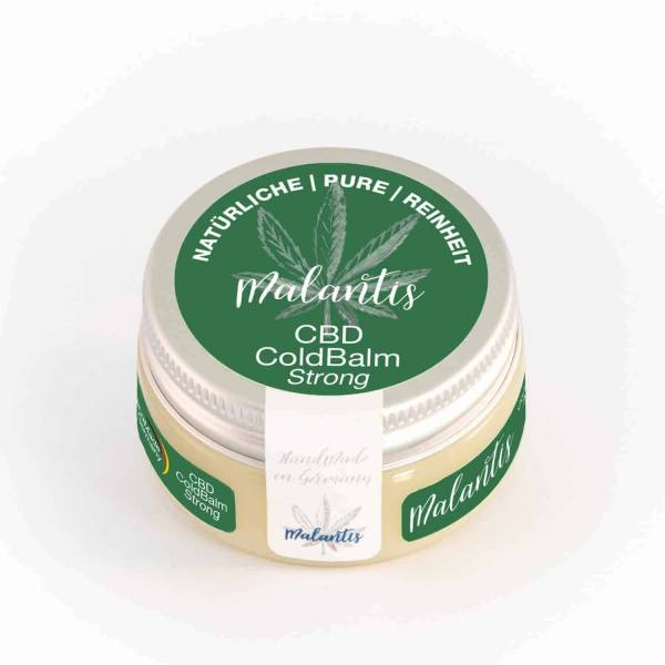 Malantis CBD ColdBalm Strong 25 ml